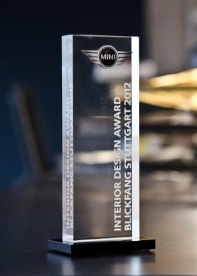 MINI Interior Design Award