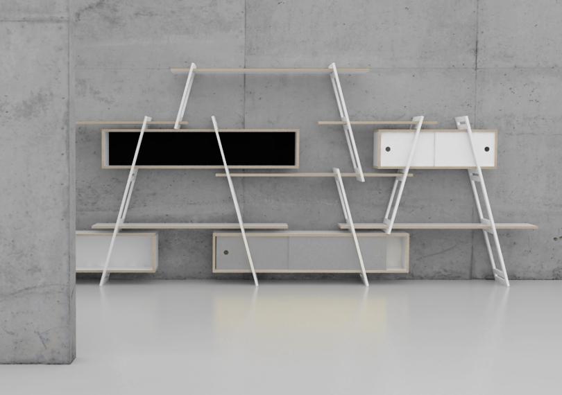 STUDIO DLF / Shelving System