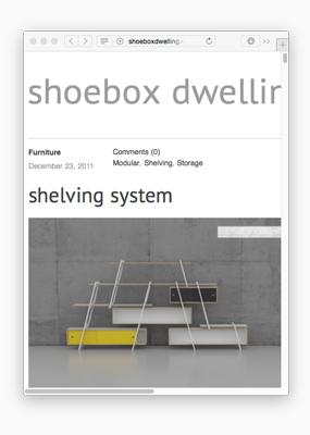 Shoebox Dwelling