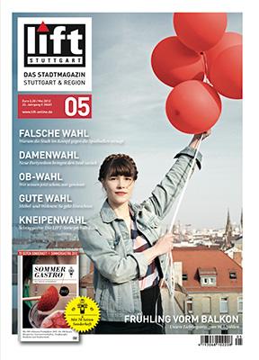 Lift Stadtmagazin
