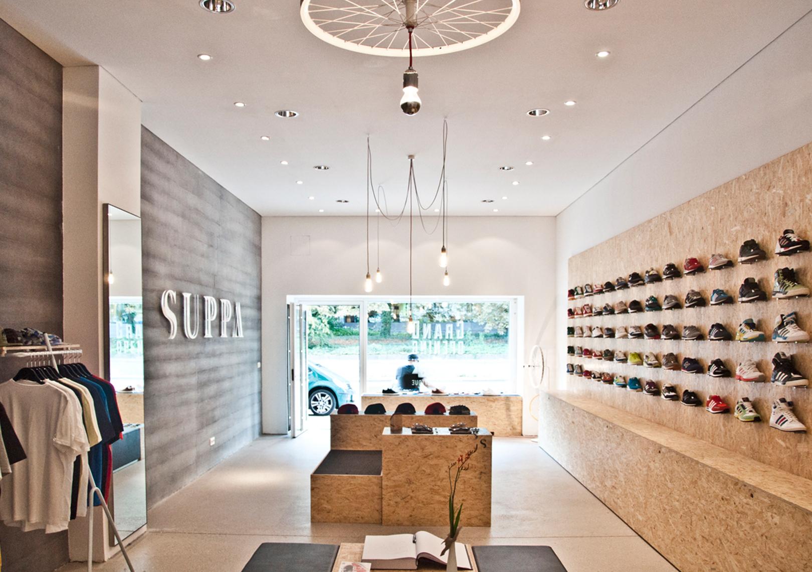STUDIO DLF / Suppa Sneaker Boutique