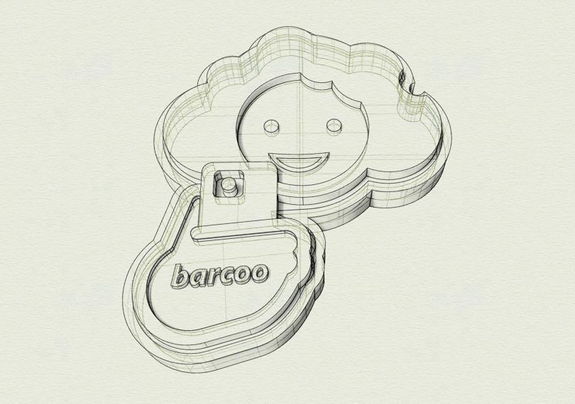 STUDIO DLF - Barcoo | 3D print